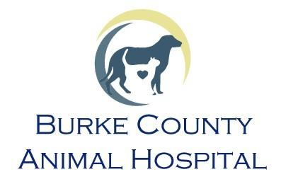 Burke County Animal Hospital logo